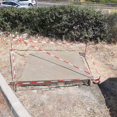 Petite maçonnerie pour créer une dalle béton
